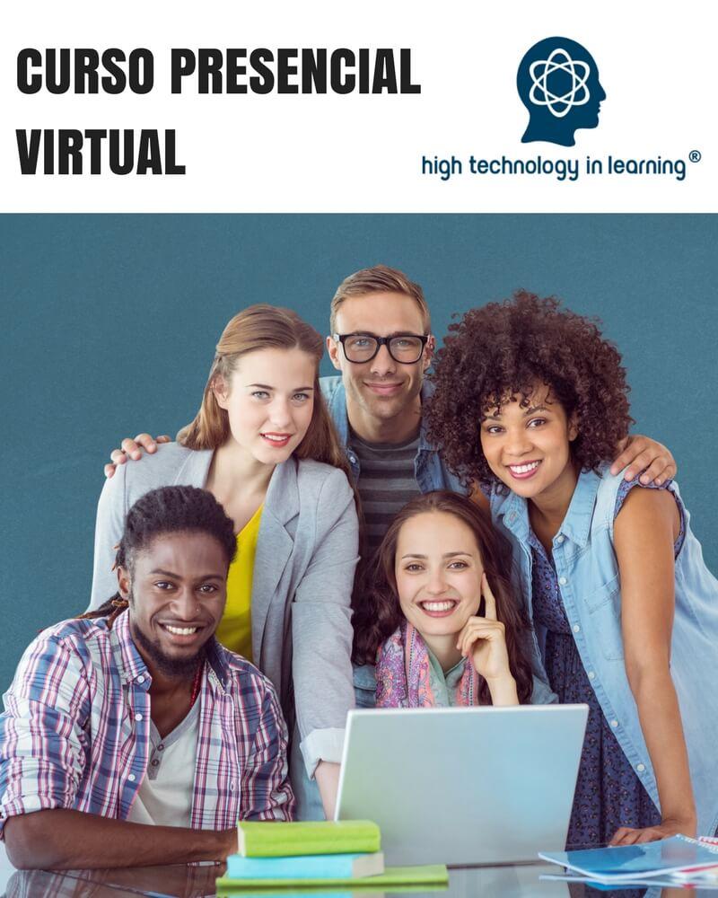 Curso Presencial y Virtual de Idiomas